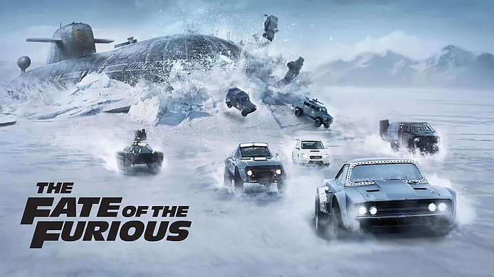 """Fate of the Furious"" is the newest entry in the popular ""Fast and the Furious"" franchise."