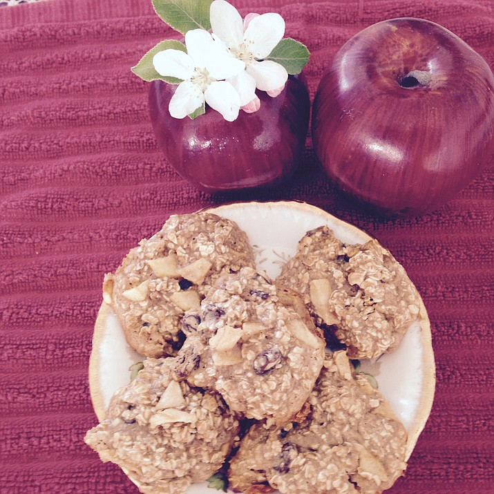 Apple Cobblestone Cookies is the Cooking with Diane recipe for April 19, 2017.