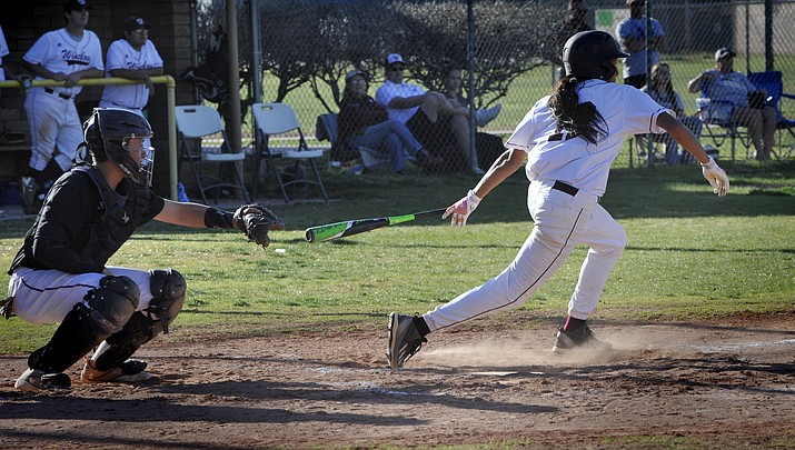 Bulldogs top Snowflake but lose two, Lady Bulldog Butterfield pitches a shutout game