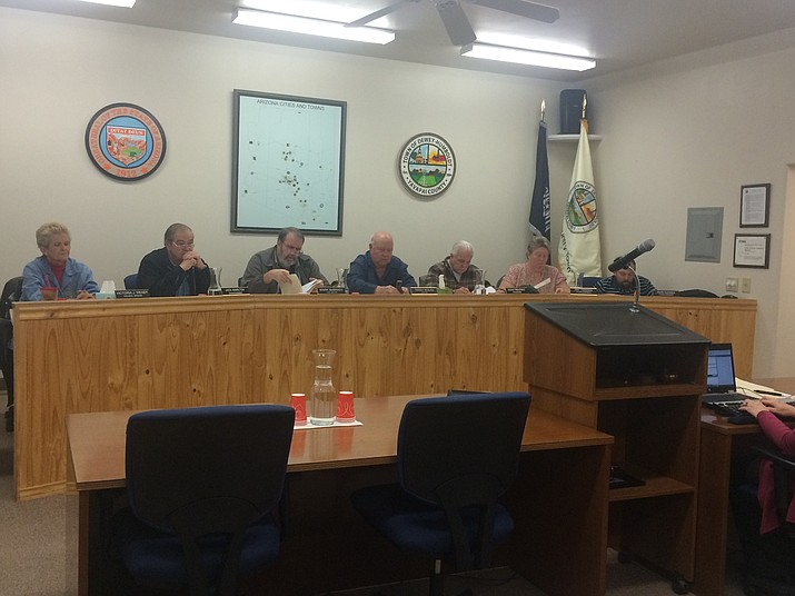 The Dewey-Humboldt Town Council considers revising its Code of Ethics.