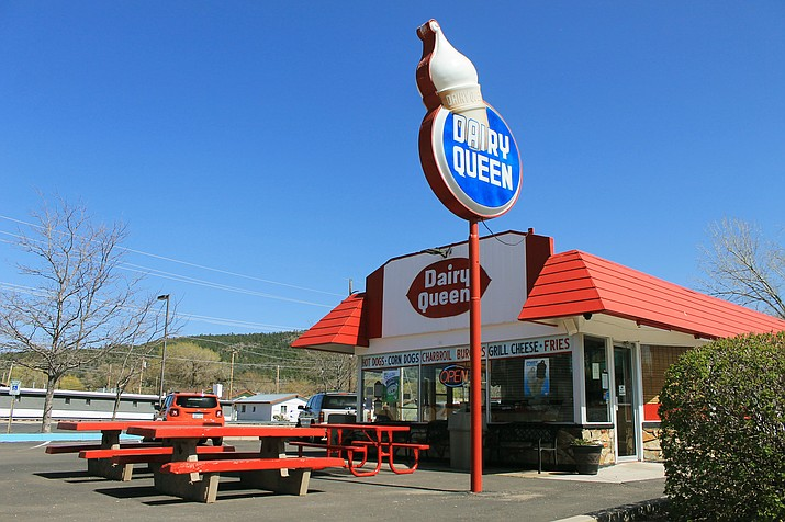 Dairy Queen in Williams has been owned by the Pettit family since 1962.