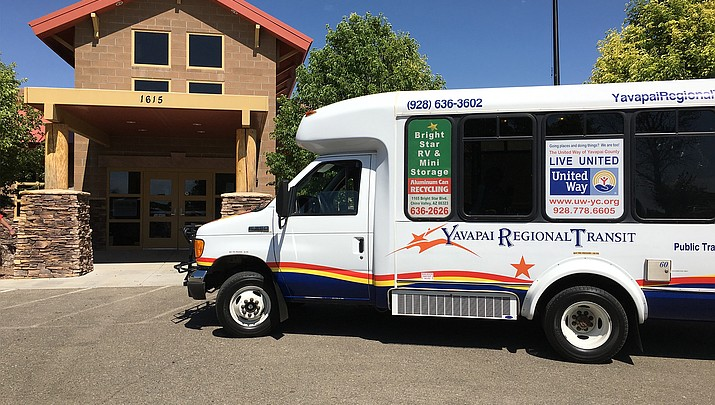 Chino spends $1,500 to keep Paulden bus going