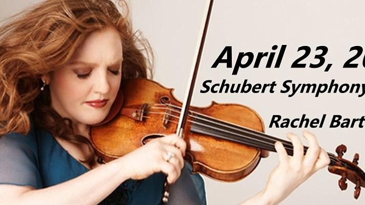 Phoenix Symphony to perform Schubert's 'Great' Symphony No. 9