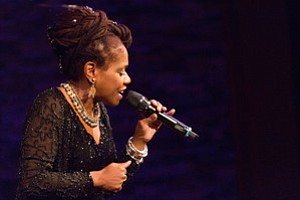 Jazz vocalist Catherine Russell performs at Yavapai College Performing Arts Center Saturday, April 22.