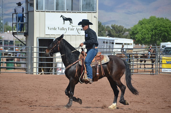 The 2017 Verde Valley Equine Festival comes to Cottonwood Friday. (VVN/Vyto Starinskas)