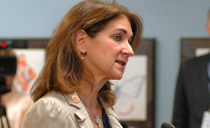 Rep. Jill Norgaard, R-Phoenix