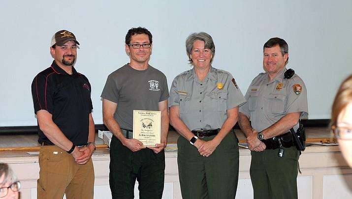 NPS employees receive regional, national honors