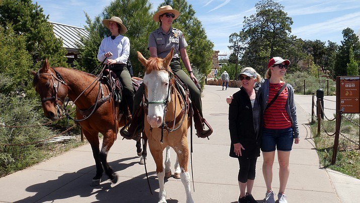 Photo highlights: Grand Canyon celebrates Earth Day (Photo Gallery)