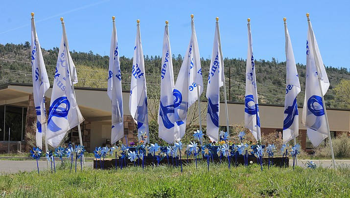 Pinwheels of Hope raising awareness of child abuse in Arizona