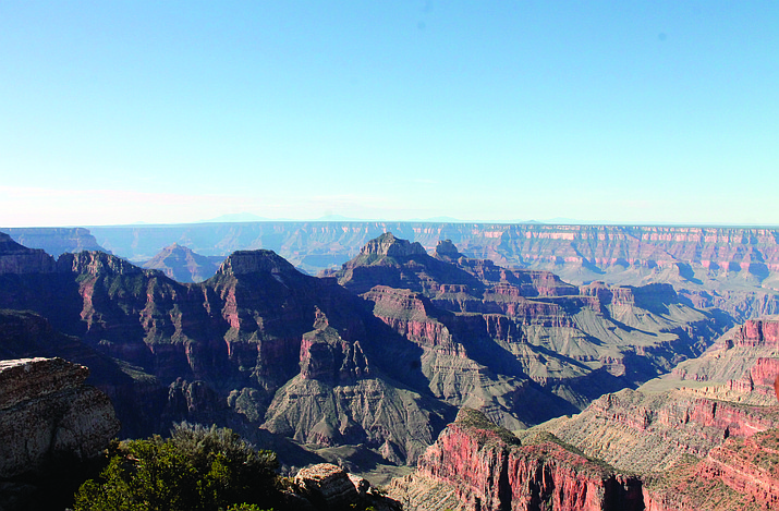 Water conservation measures are in place at the North Rim after a water pipeline break.