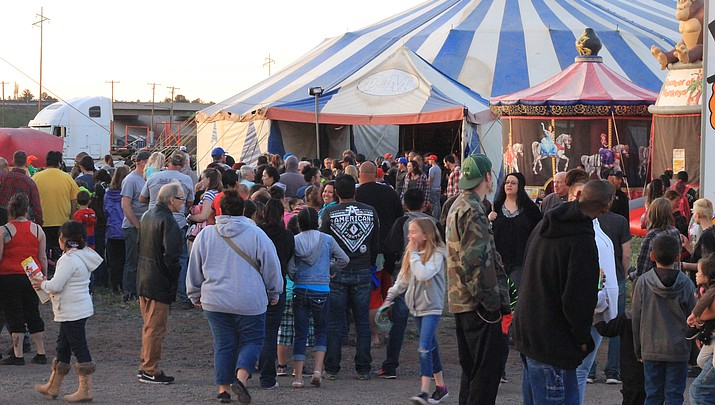 Culpepper & Merriweather circus comes to town