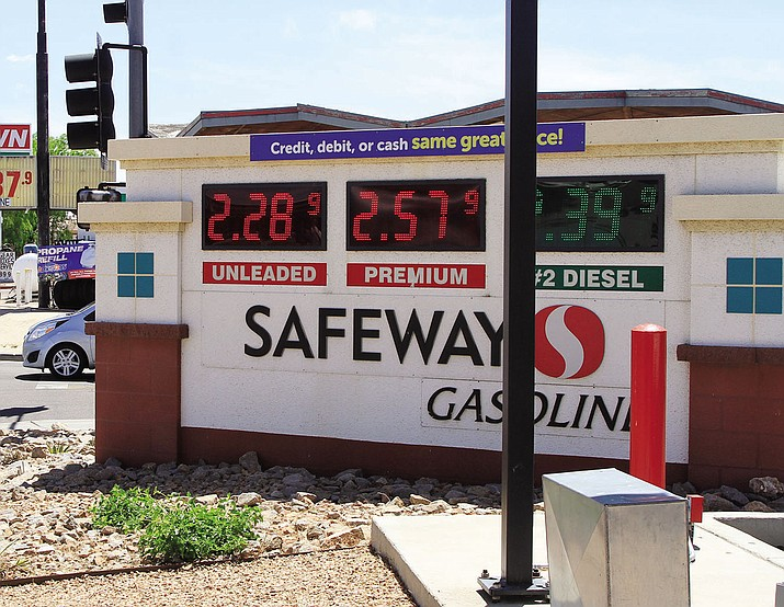 Gas Prices In Arizona >> Rising Fuel Prices In Arizona Won T Stop Drivers From