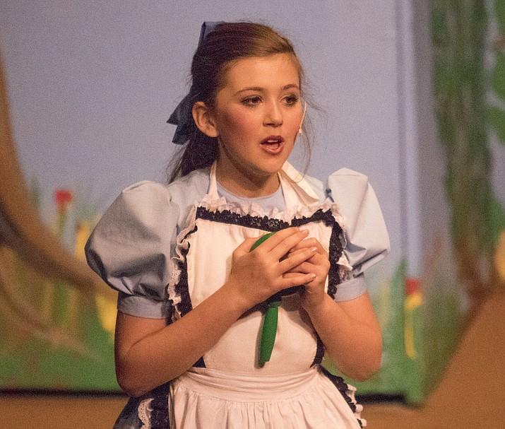 """""""Alice in Wonderland Jr."""""""