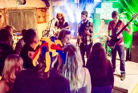 Prescott-based band outgrows bar scene, plays at Elks Theatre