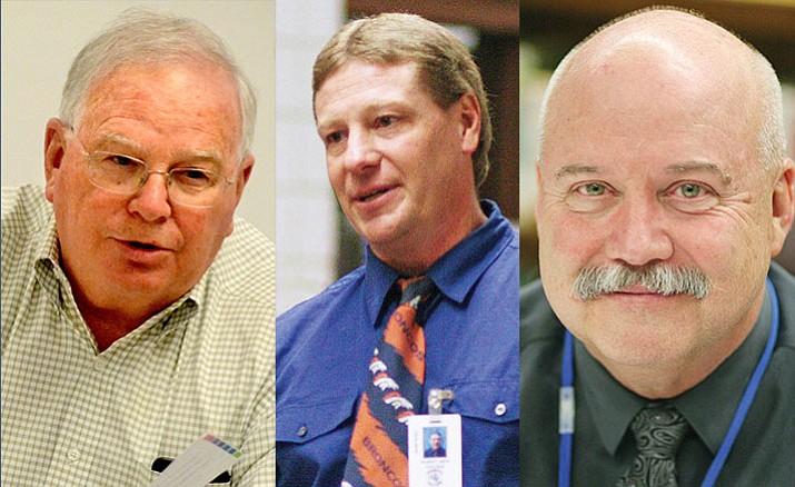 From left, Jack Keegan, Bob Weir, Dennis Goodman (VVN)