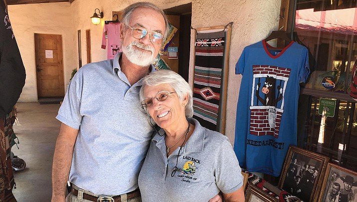 'Ready for a change' -- Owners of Laid Back Jewelers say it's time to sell longtime Camp Verde business