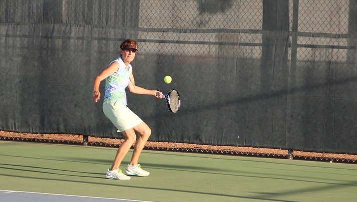 Kingman Tennis Club provides opportunities for all ages