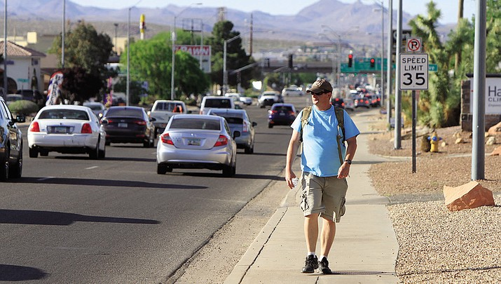A Pedestrian In Kingman: Sights Seen When Without A Car