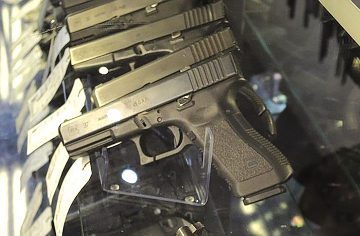 A state legislator states that 40 percent of gun sales are unregulated.