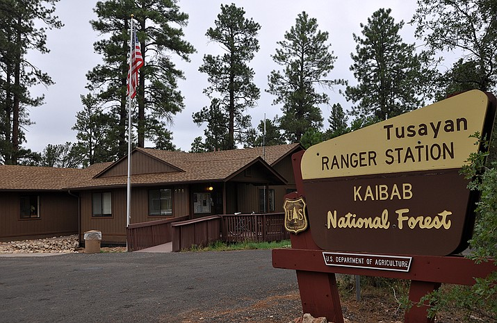 Kaibab National Forest road crews will be performing maintenance and repair  operations on Forest Service Road 302 on the Tusayan Ranger District.