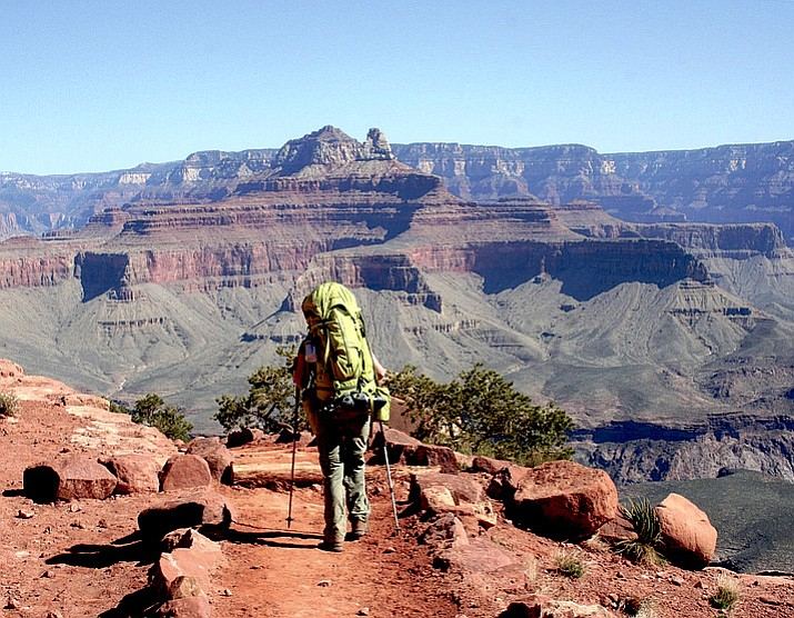 As high school approached, things turned more serious with our first Rim to Rim hike from the North Rim of the Grand Canyon along the North Kiabab and Bright Angel trails. (WNI file photo)