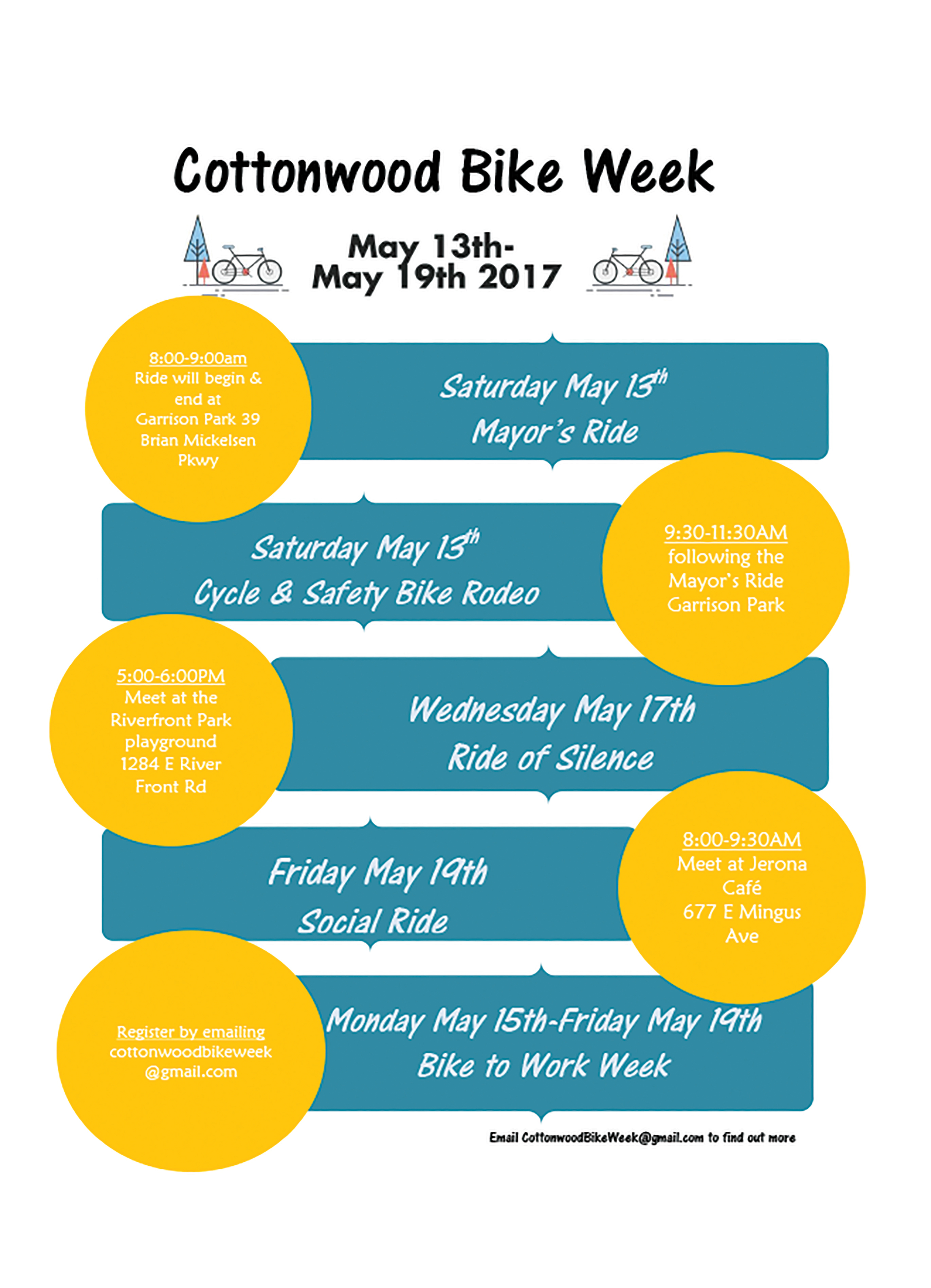 What\'s Happening: May 7, 2017   The Verde Independent   Cottonwood, AZ