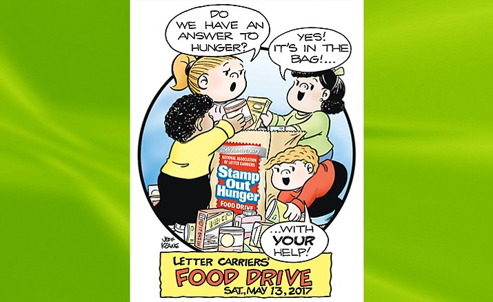 Letter carrier food drive celebrates 25th anniversary for American regional cuisine 2nd edition