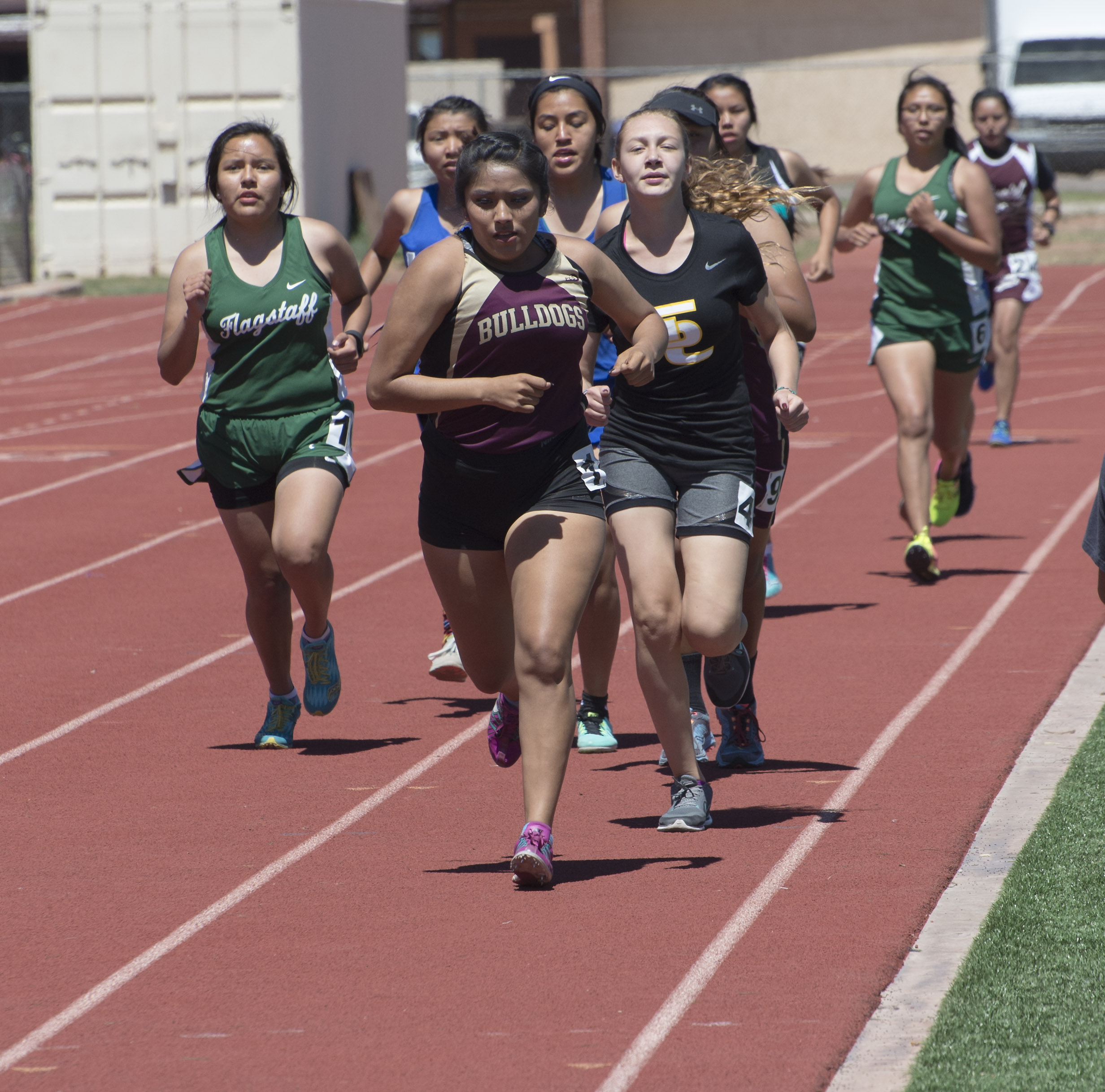 Winslow hosts track meet April 21 | Navajo-Hopi Observer ...