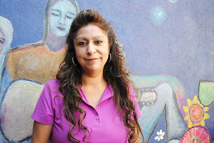 Angie Lozano has been awarded Lifetime Achiever for her dedication, support, and encouragement to those who need a helping hand. (VVN/Jennifer Kucich)