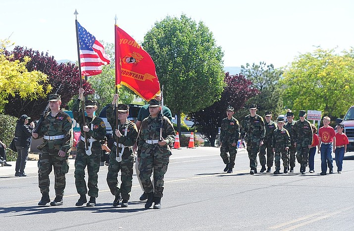 Coinciding with Salute to Heroes this weekend is Prescott Valley Days, from Thursday, May 11 through Sunday, May 14 in the Prescott Valley Entertainment District. The parade starts at 9 a.m., Saturday, followed by a pancake breakfast at 10:30 a.m.