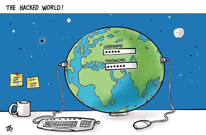 Editorial Cartoon B: May 15, 2017