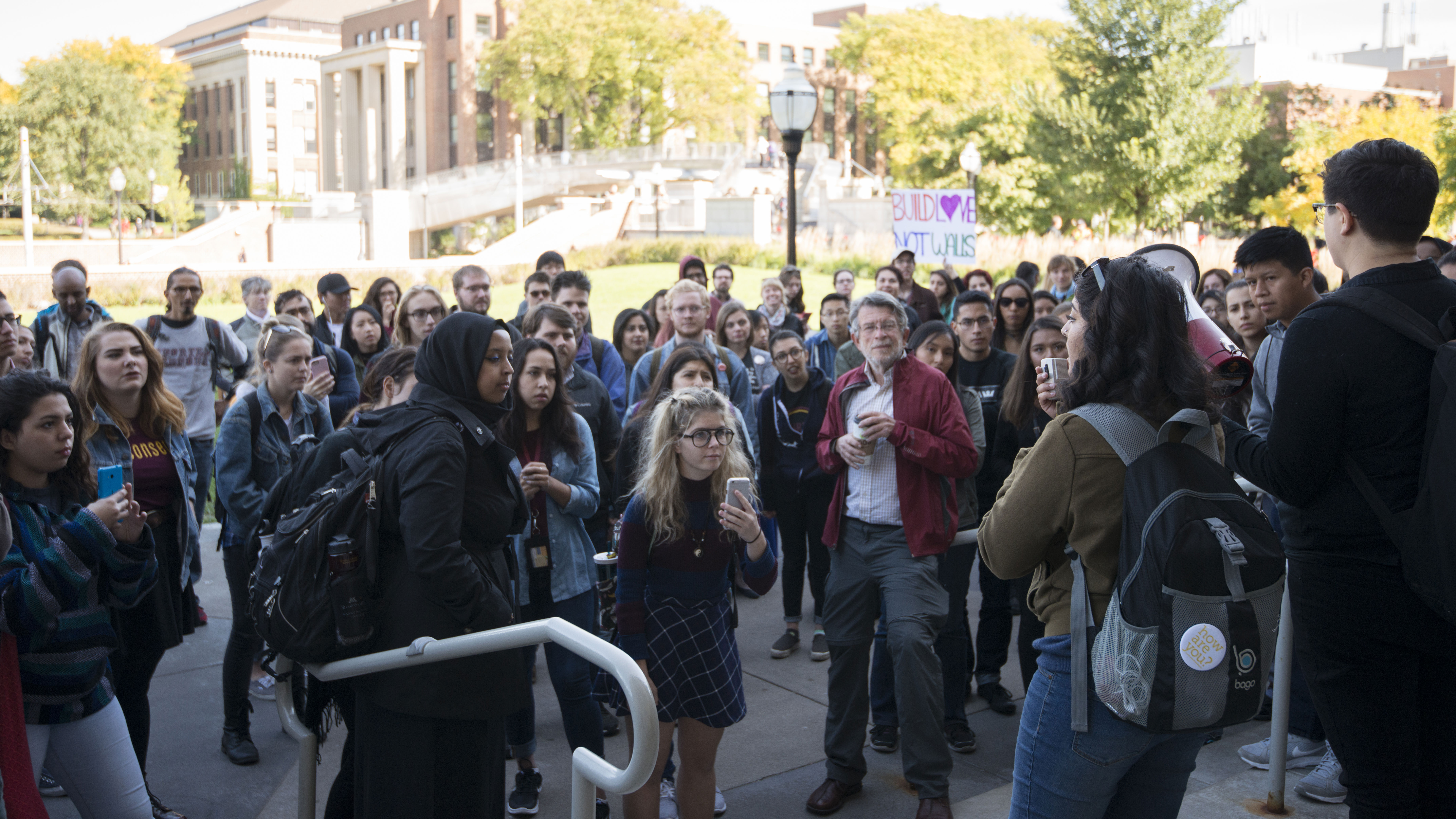 hate speech in colleges Free speech has once again become a highly charged issue on college campuses, where protests frequently have interrupted, and in some cases halted, appearances by polarizing speakers.
