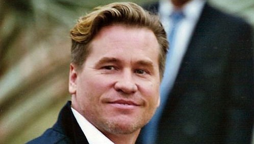 Val Kilmer at Cannes in 2005.