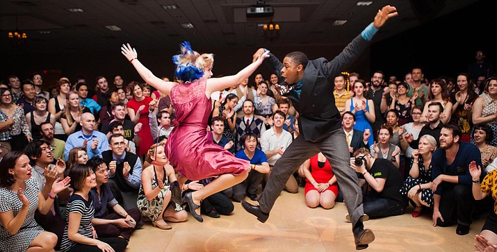 """Alive and Kicking"""" gives the audience an intimate, insider's view into the culture of the current swing dance world while shedding light on issues facing modern society."""