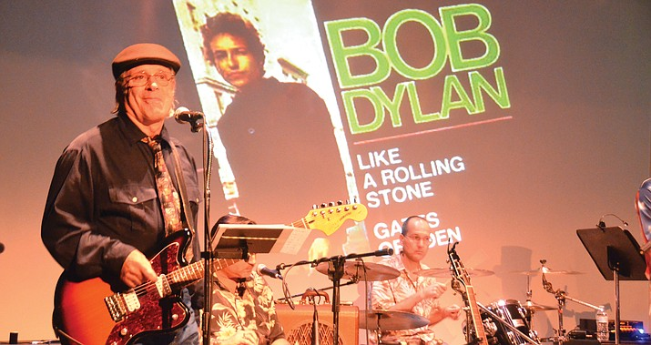 "The Swedish Academy honored Bob Dylan with its prestigious prize ""for having created new poetic expressions within the great American song tradition."""