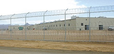 Arizona State Prison - Kingman in Golden Valley