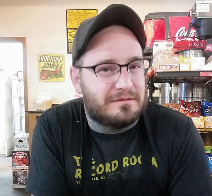 Chef Harley Ray Guy (Courtesy photo/Tina Blake)