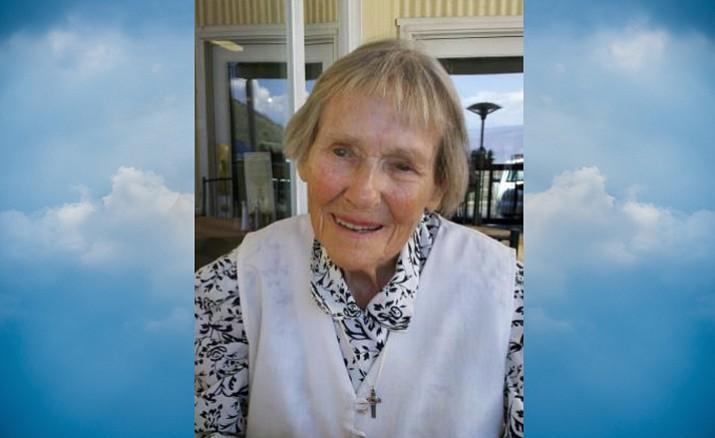 Ione Hazelton  1921-2017