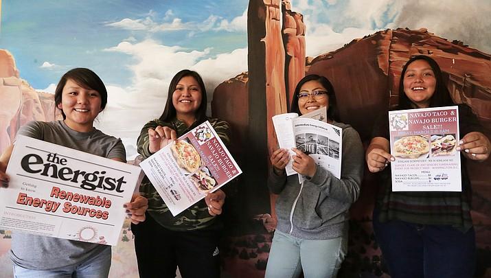 Native students win National Energy Education Development award