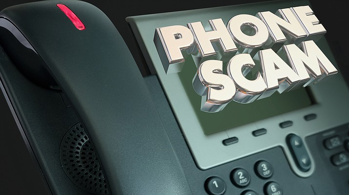 The Coconino County Sheriff's Office (CCSO) is investigating recent reports of telephone scams in which the scammer is using the names of known law enforcement personnel to try to legitimize the scam.