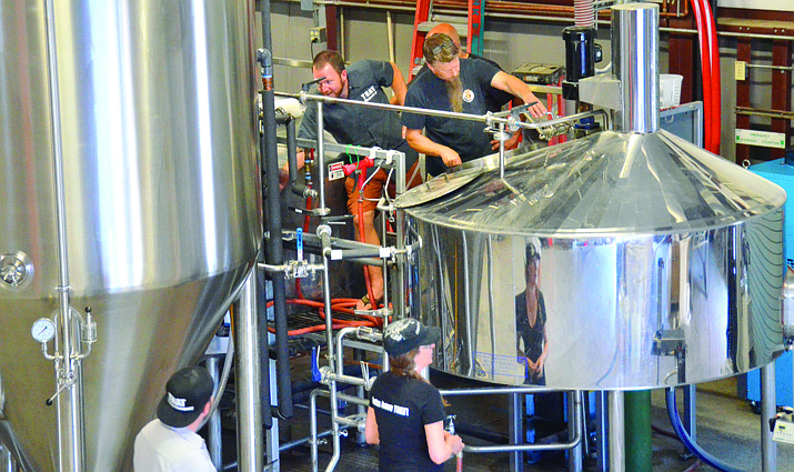 Cottonwood's THAT Brewery claimed a bronze medal win at the ameriCAN™ Canned Craft Beer Festival in Phoenix May 6. (VVN file photo)