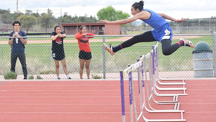 Cowboys track and field stars hold their own at Meet of Champions