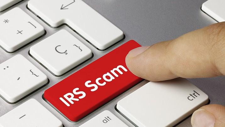 IRS phone scam real problem in Prescott, Prescott Valley