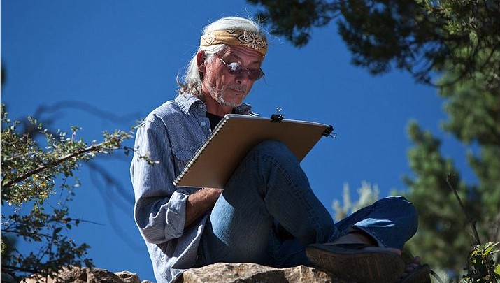 A 33-year NPS vet, artist Bruce Aiken recounts the Grand Canyon of his past and discusses potential threats to its future
