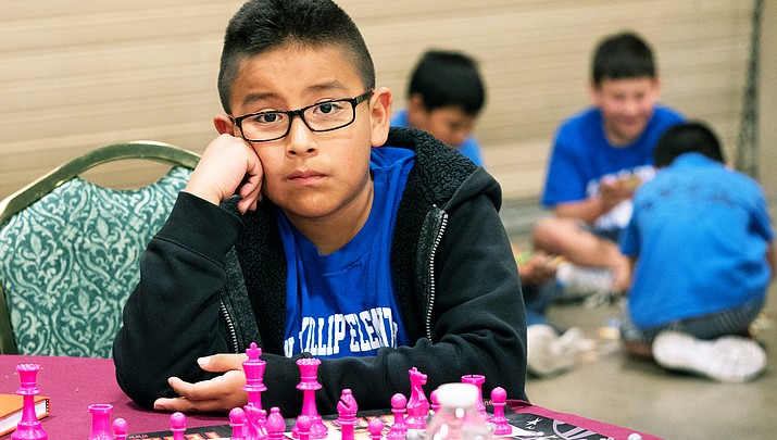 Flagstaff's Killip Elementary School wins chess national co-championship title