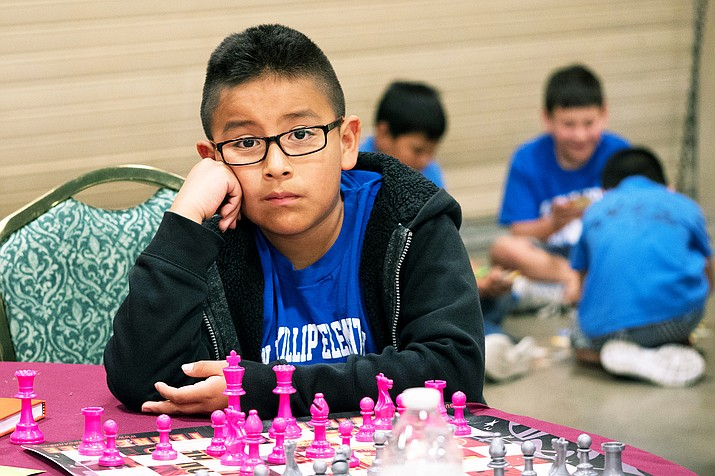 Killip Elementary School sent five teams from kindergarten, first, second and third grade and two teams from the fourth and fifth grades to the Super Nationals chess competition in Tennessee May 11-15. Photo/Vicki Uthe
