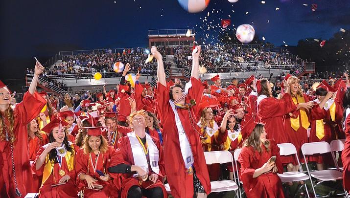 Mingus graduates celebrate $3.7 million in scholarship awards