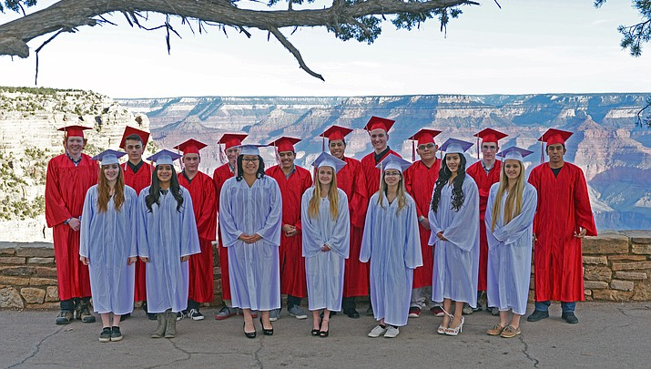 Congratulations to the Grand Canyon senior class of 2017 (Photo Gallery)
