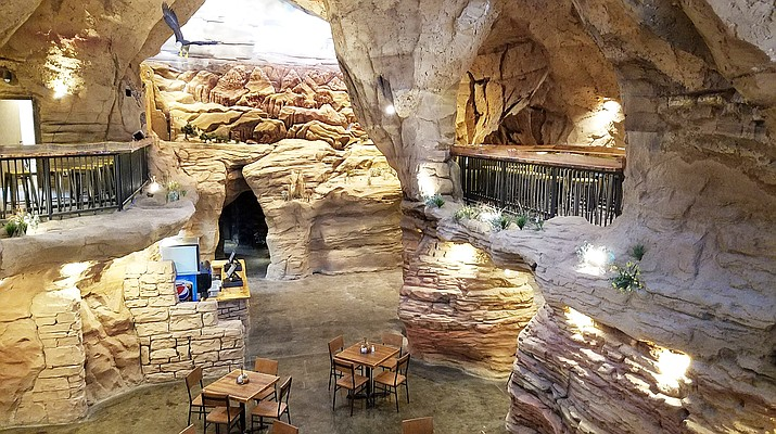 Canyonlands Restaurant opened earlier this month at Bearizona Wildlife Park. The restaurant is fast, casual dining