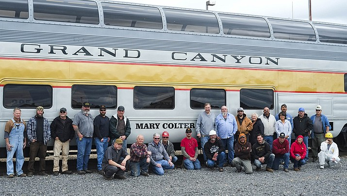Mary Colter train car welcomed to Grand Canyon Railway fleet